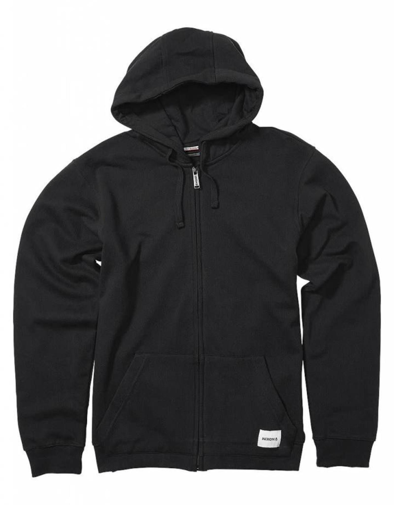 NIXON Steel full zip hoodie