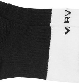 RVCA Block Ankle Sock, BLACK