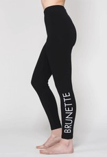 BRUNETTE  the label BRUNETTE leggings
