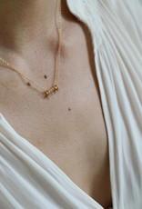 Lisbeth Mini Bar Necklace