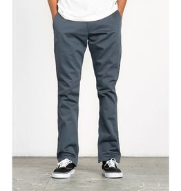 RVCA Weekend Stretch Pant, BLACK or NAVY