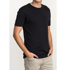 RVCA PTC2 Pocket Tee, BLK or WHT