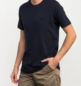 RVCA Pocket Tee, Navy
