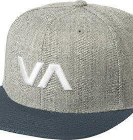 RVCA VA Snapback II, GRY/BLU