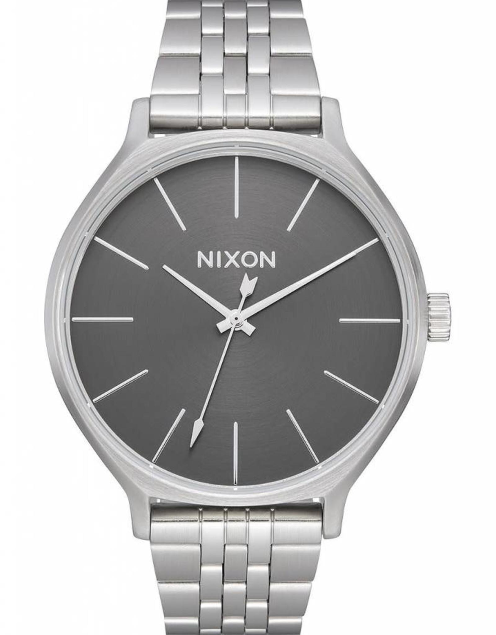 NIXON Clique, Silver