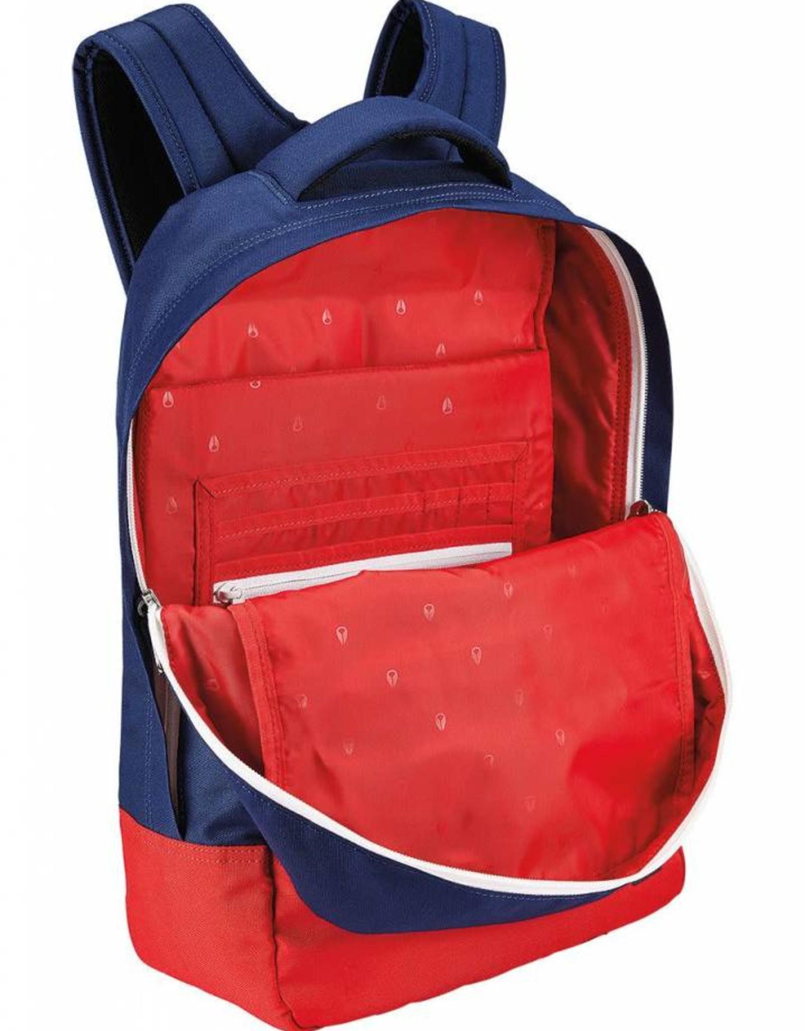 NIXON Beacons BackPack Red/White/Blue