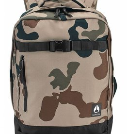 NIXON Del Mar BackPack Khaki Camo
