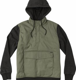 RVCA Grip It Puffer Jacket, Olive