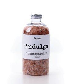 K'PURE INDULGE bath salt, 8oz