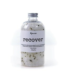 K'PURE RECOVER bath salt, 8oz