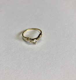 LEAH ALEXANDRA WING Gold Ring