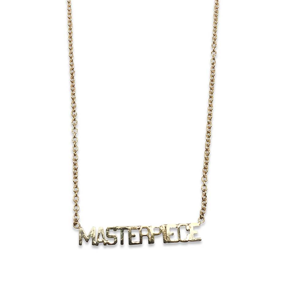 """Masterpiece"" Necklace"