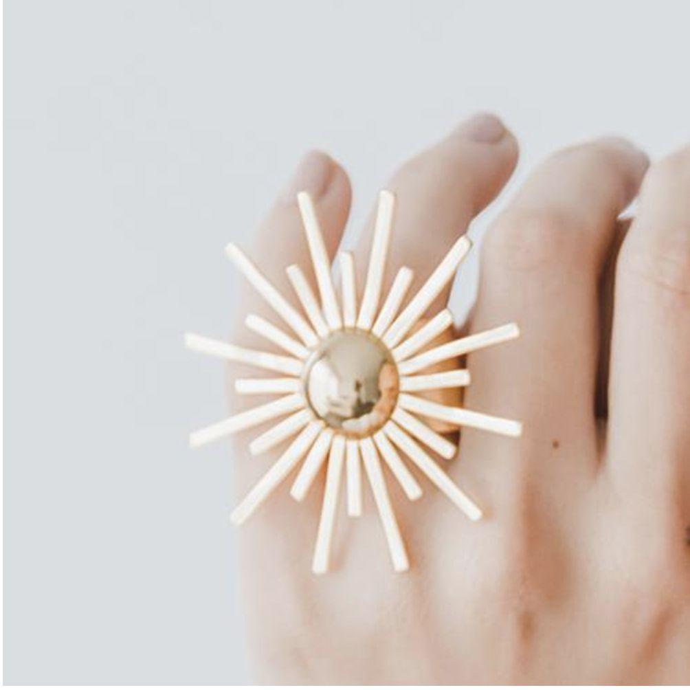 Starburst Ring