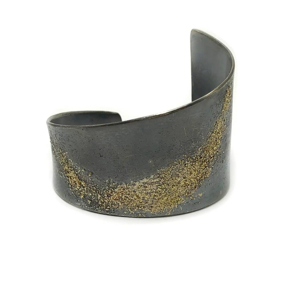 Incline Gold Dust Cuff