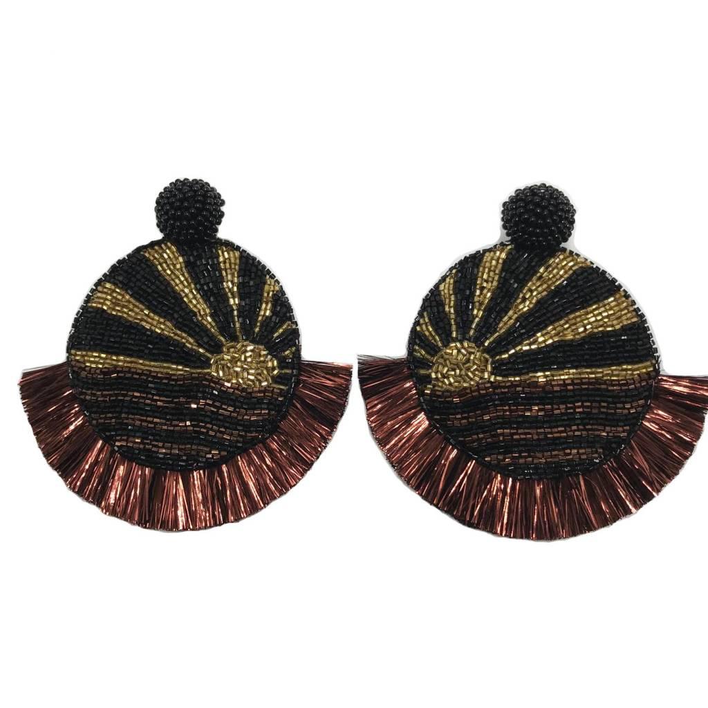 Havana Sunset Earrings