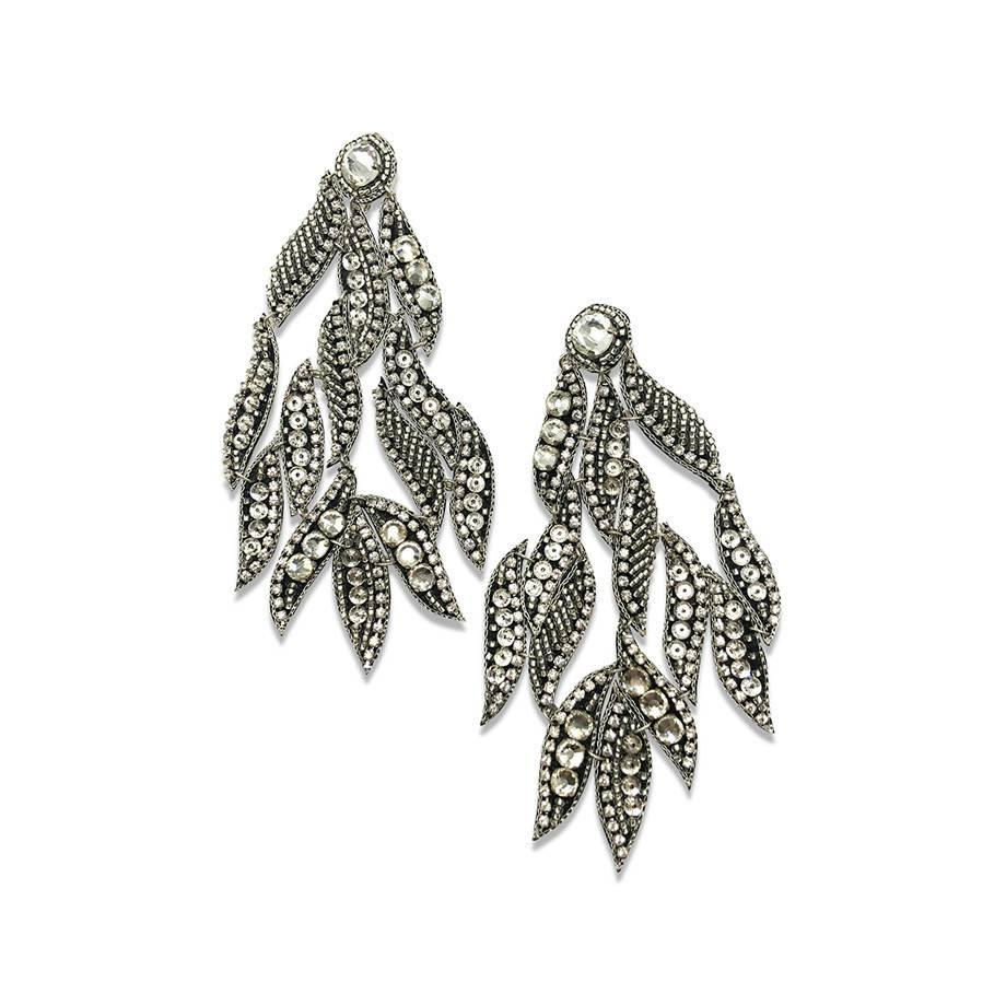 New Year/ New Leaf Earrings