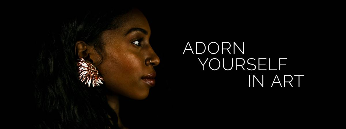 Adorn yourself in art : Custom Jewelry
