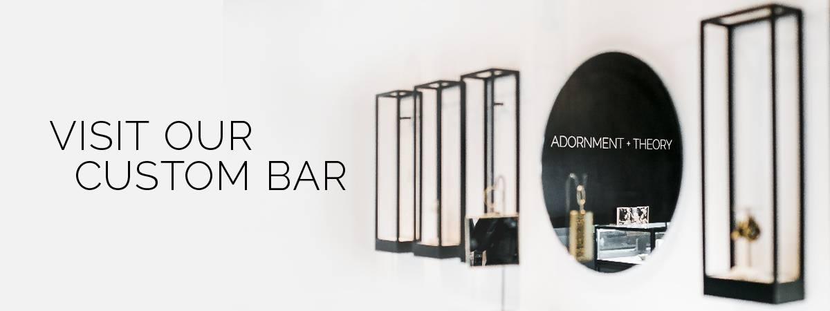 Custom Jewelry Bar