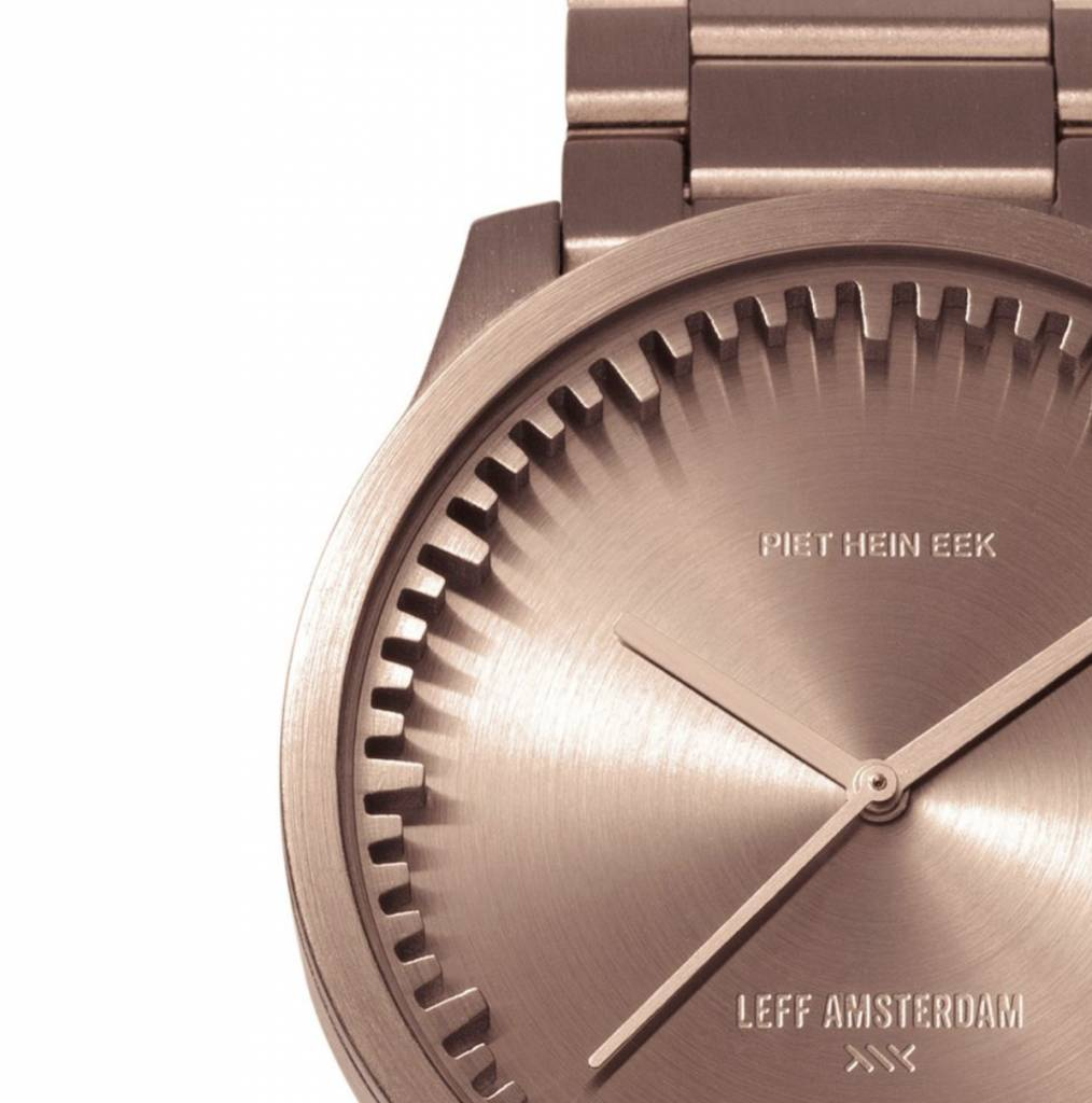 All Metal Tube Watch
