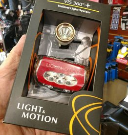 Light & Motion Light & Motion, Vis360+