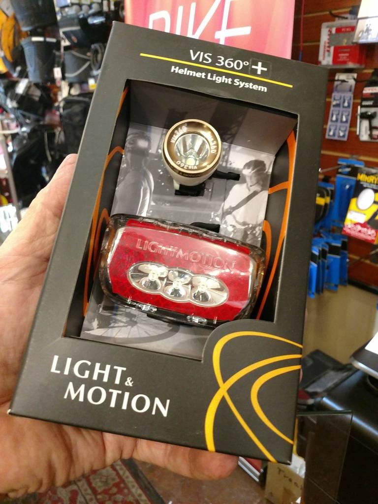 Light & Motion Light & Motion, Vis360+