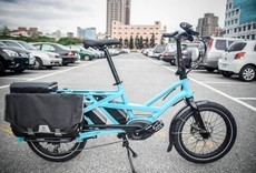 Tern GSD 900Wh dual battery