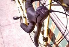 Bike Friday Tandem Two'sDay, BTO, yellow, w/orange cases