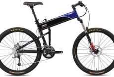 Montague Swissbike X90, blk/blu, med