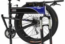 Montague Montague Swissbike X90, blk/blu, medium