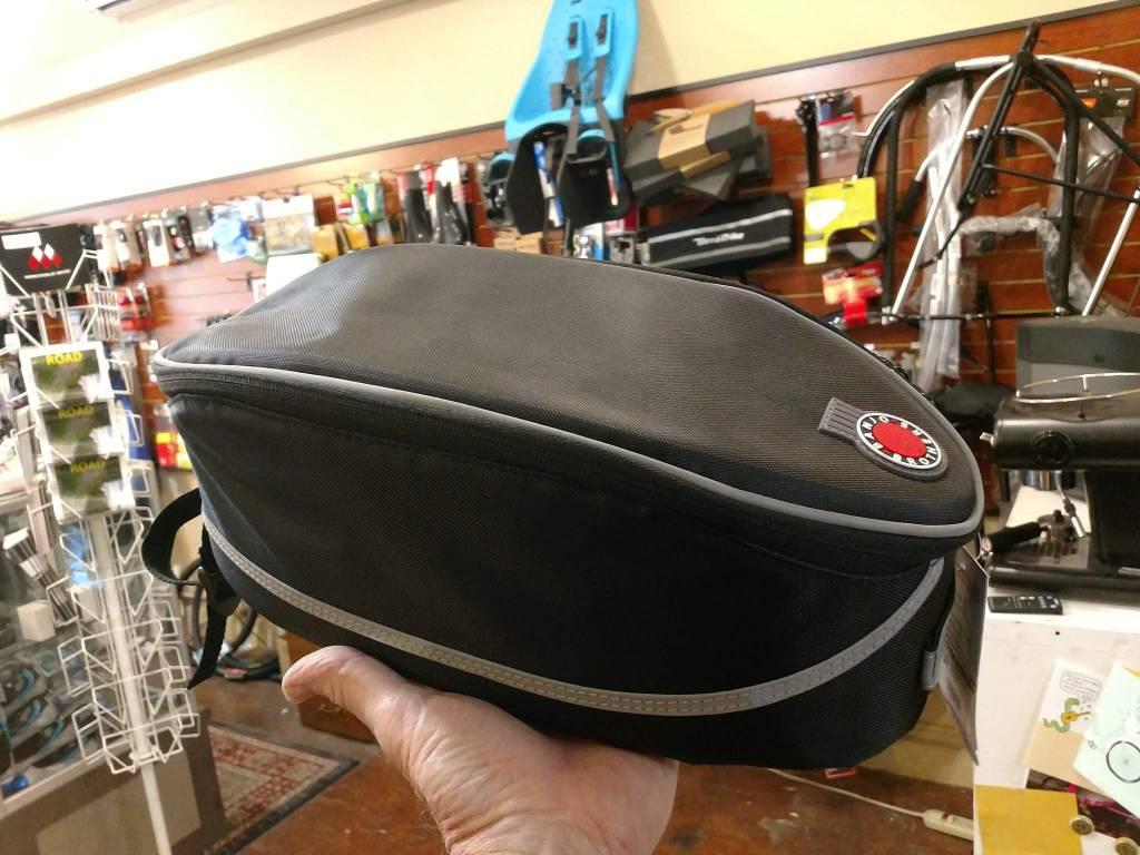 Banjo Brothers Banjo Brothers Rack Top Bag: Black