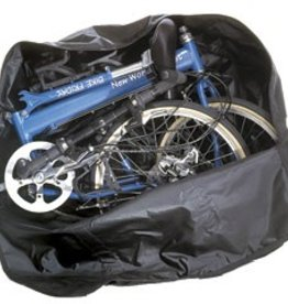 "Bike Friday Bike Friday TravelBag, Compact 27""x 27""x 9"" (Black)"