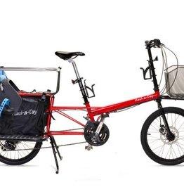 Bike Friday Haul-a-Day DD24 red s/n33107