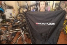 Montague Montague, Travel Bag