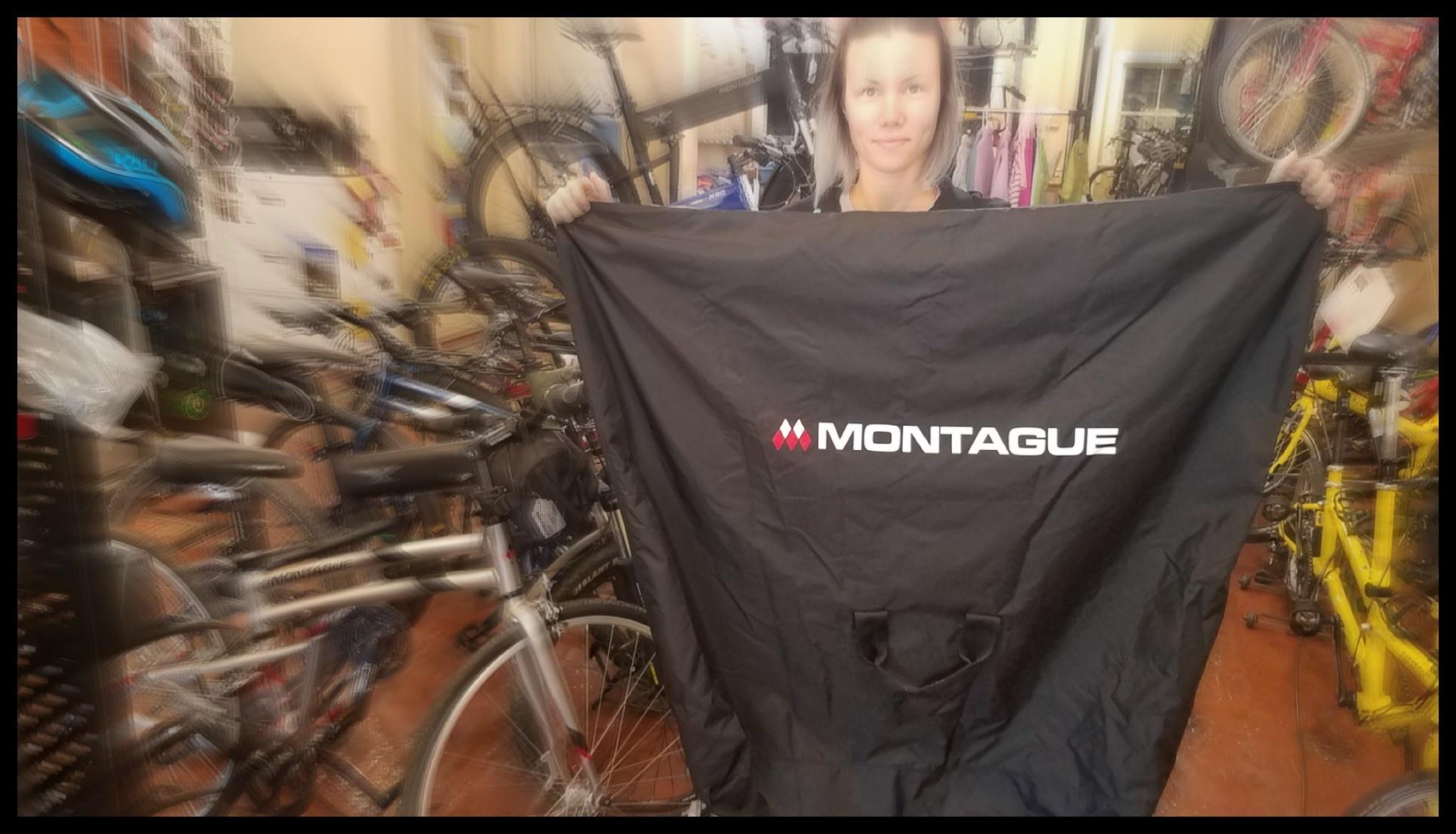 Montague Montague, Carrying Case 420