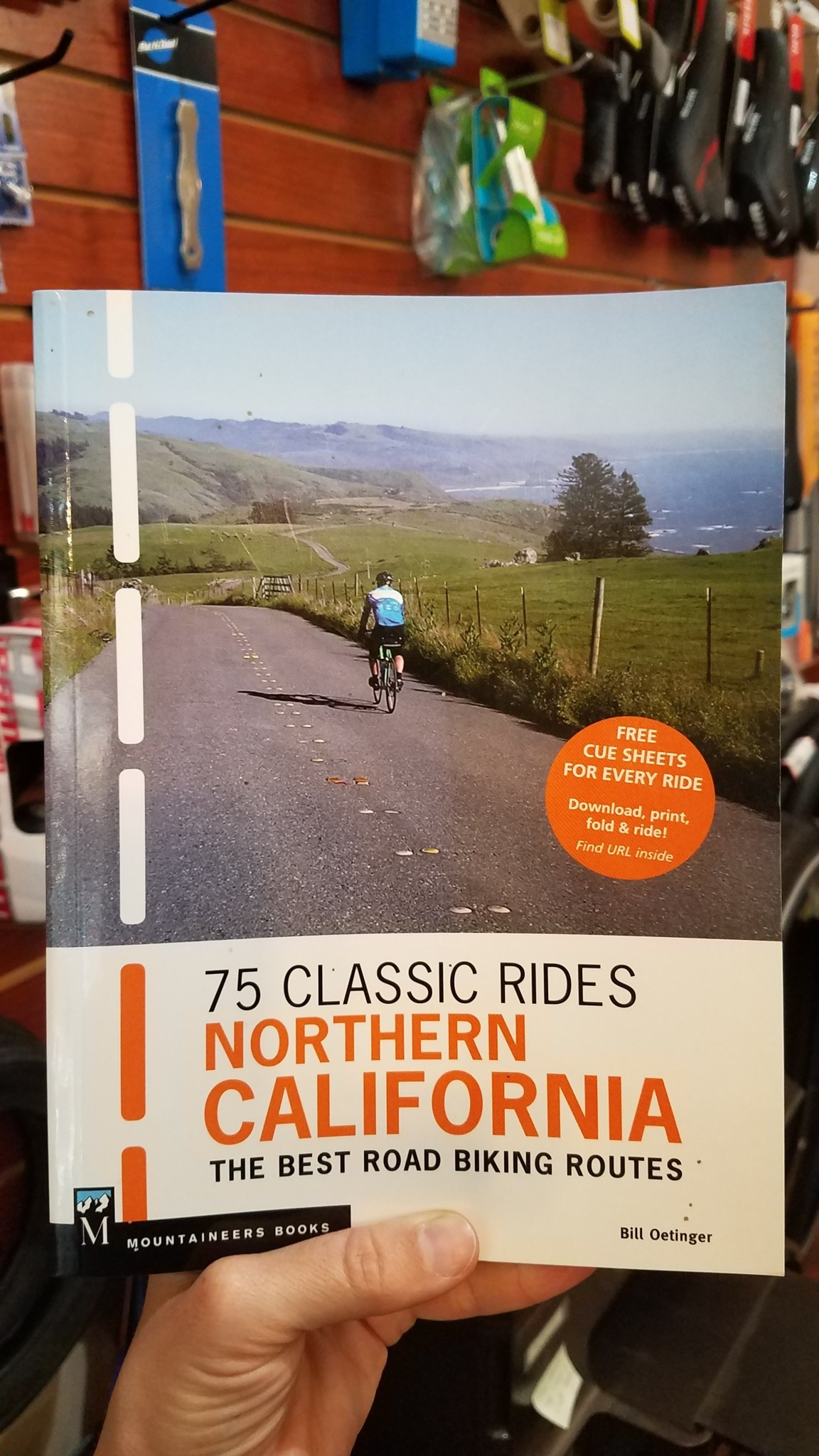 Mountaineers Books 75 Classic Rides Northern California