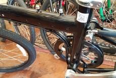 Bike Friday BikeFriday, FOSATA24 DualDrive, gloss black, 32388