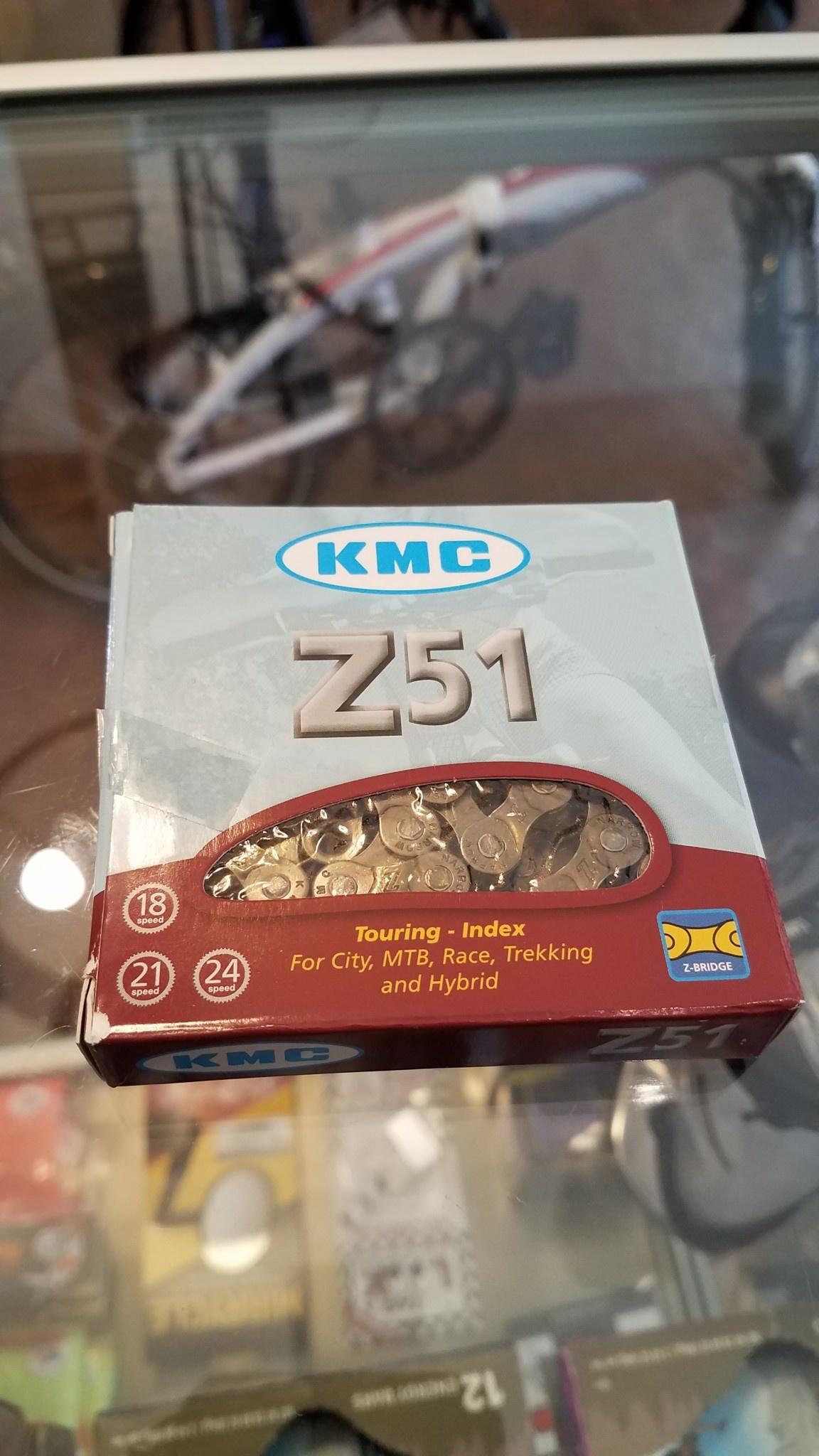 Chain,KMC,Z51