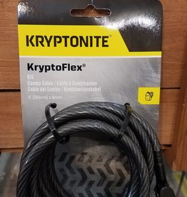 Kryptonite KryptoFlex 815 Combo Cable lock