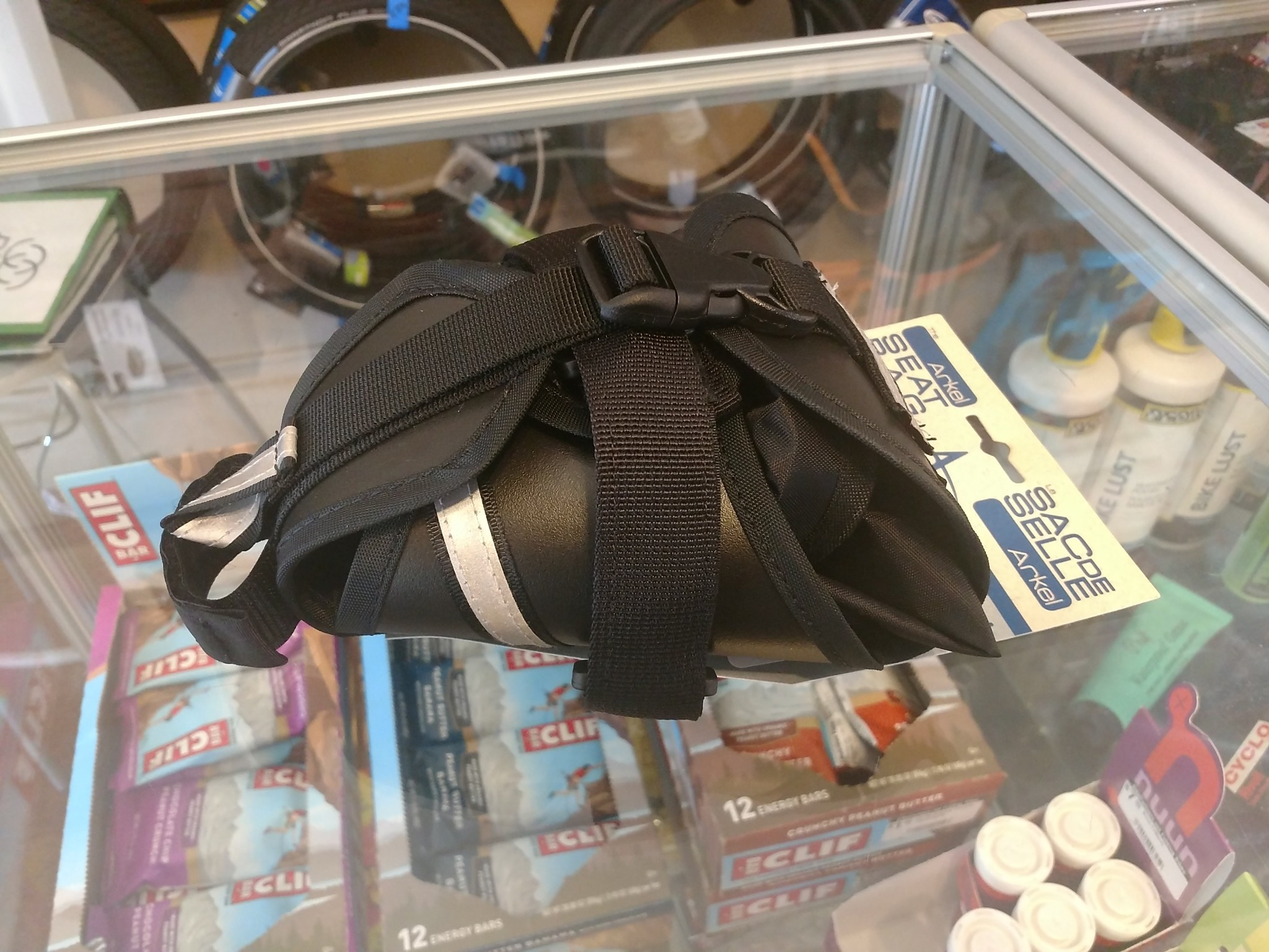 Arkel Arkel,Seat Bag,black