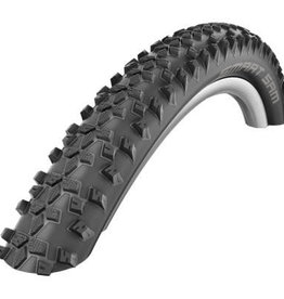 Schwalbe Smart Sam Tire, Green Guard, 26 x 2.10 (54-559), Black, Wire