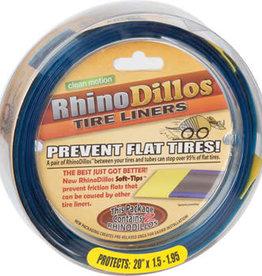 Rhinodillos Tire Liner: 20 x 1.5-1.95, Pair