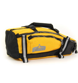 Arkel Arkel, Tailrider Bike Trunk Bag, Yellow
