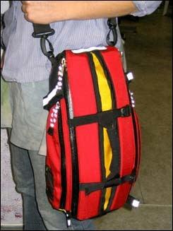 Arkel Arkel, Tailrider Bike Trunk Bag, Yellow