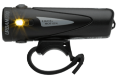 Light & Motion Urban 500 - Onyx Rechargeable Headlight