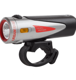 Light & Motion Light & Motion Urban 1000 Headlight, Rechargeable
