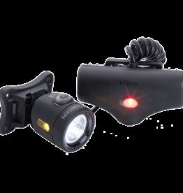 Light & Motion Light & Motion Vis 360 Pro Adventure 600 (with head strap)