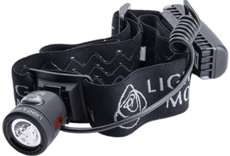 Light & Motion Vis 360 Pro Adventure 600 (with head strap)