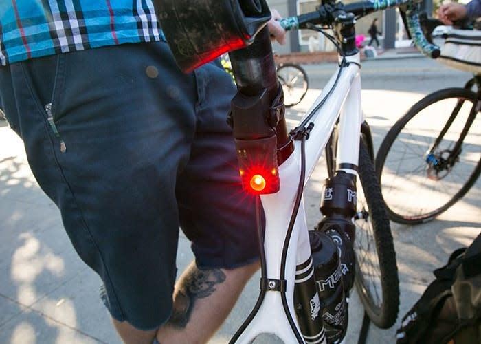 Light & Motion Combo Urban 500 + Vya Smart Taillight