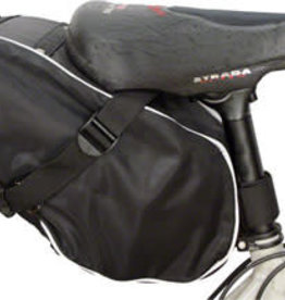 Banjo Brothers Banjo Brothers Waterproof Saddle Trunk: Black