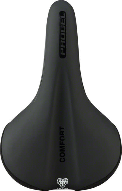 WTB WTB Comfort ProGel Saddle, 260 x 172mm, Unisex, 437g, Black